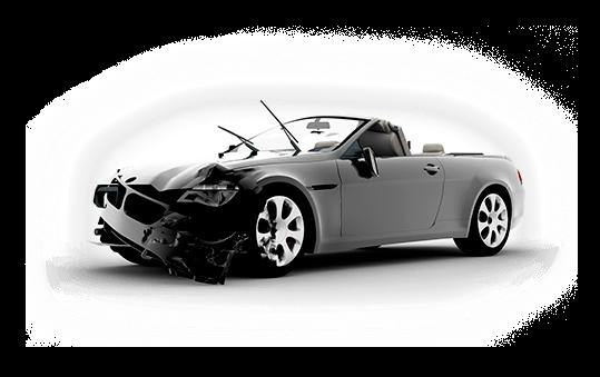 Что делать если разбил машину?