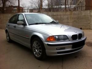 Отзыв BMW 318