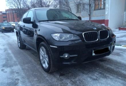 BMW X6  Год выпуска 2011 Выкуплен за 1 750 000 р.