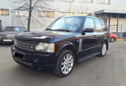 Land Rover Range Rover Год выпуска 2006 Выкуплен за 780 000 т.р
