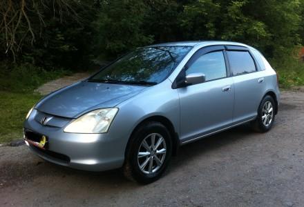 Honda Civic Год выпуска 2001 Выкуплена за 210 000 р.