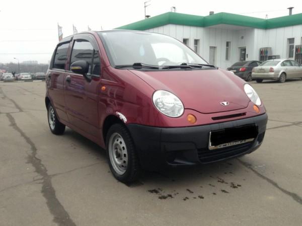 Daewooo Matiz Год выпуска 2012 выкуплен за 140 000 р.