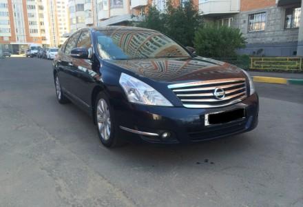 Nissan Teana 2009 год выпуска Выкуплен 650 000 р