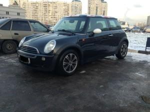 MINI ONE  2006 год выпуска Выкуплен за 440 000 р