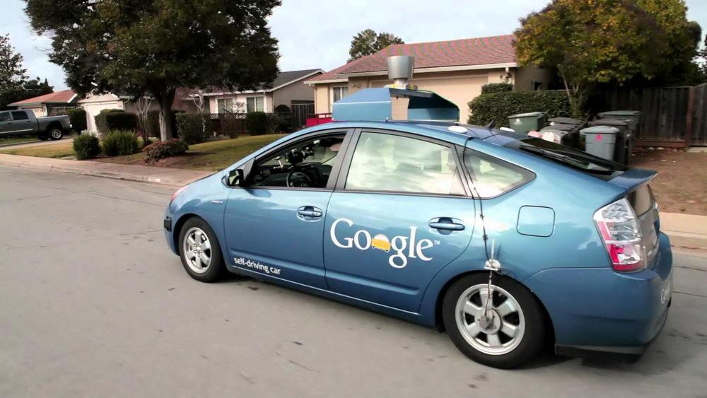 Google собирается испытывать автомобили-беспилотники на дорогах США