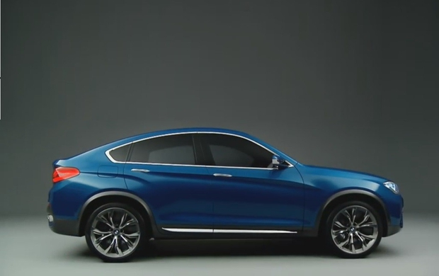 BMW разрабатывает кроссовер X2