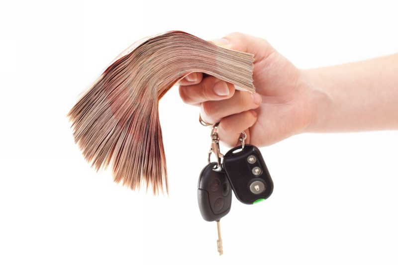 Выкуп авто за живые деньги