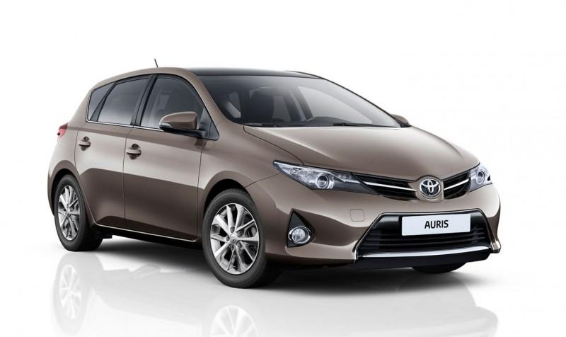 продать Toyota Auris