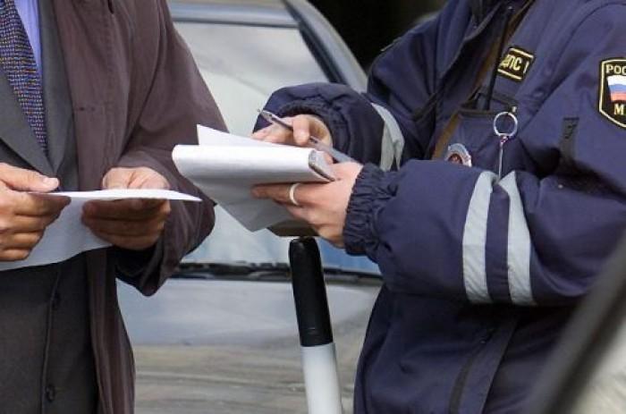 За просроченные штрафы будут лишать водительских прав