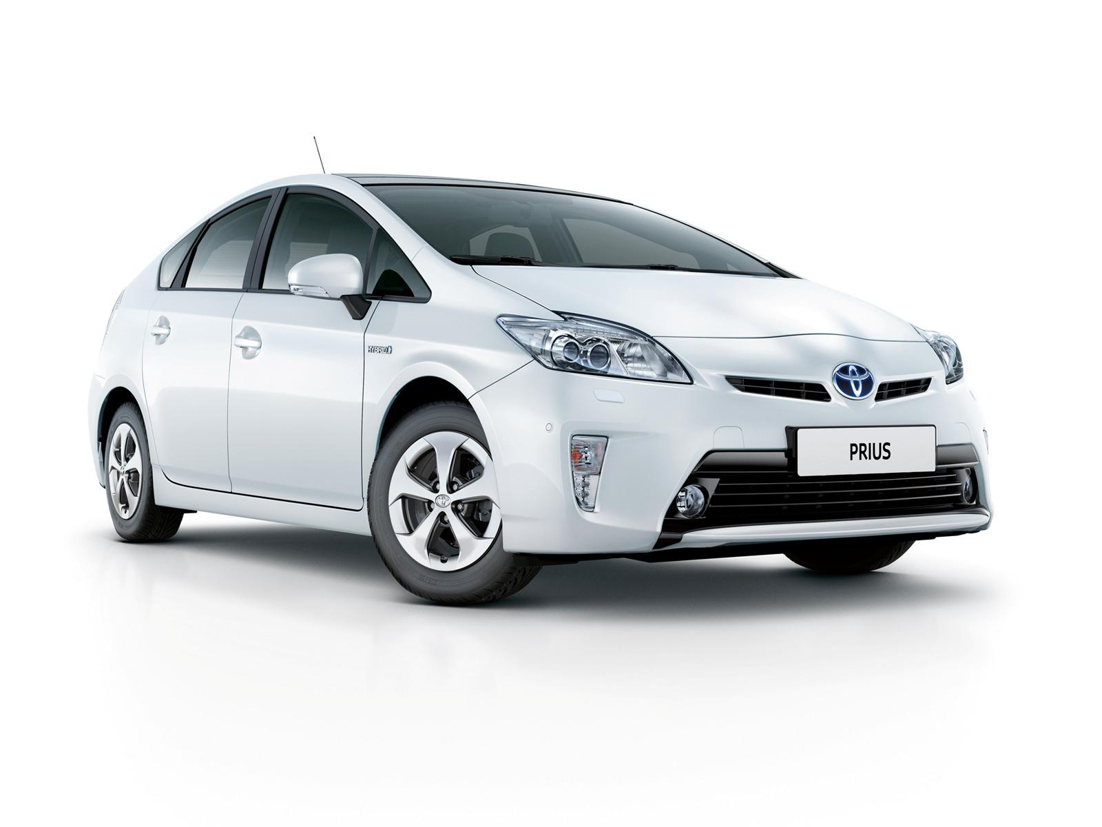 Выкуп автомобилей Toyota Prius
