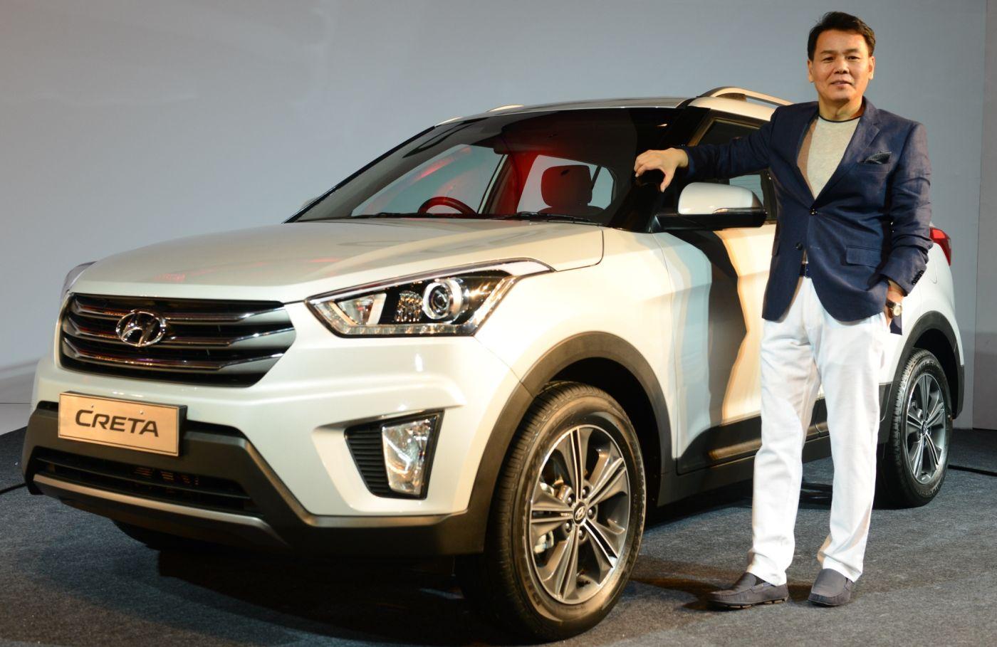 Hyundai Creta вышла на стадию тестовой сборки