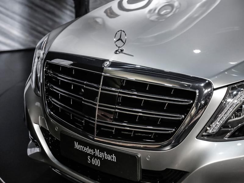 Под брендом Mercedes-Maybach может появится кроссовер